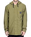 Thirtytwo Kaldwell 10K Army Green Snowboard Jacket