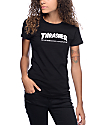 Thrasher Skate Mag Logo Slim Fit T-Shirt