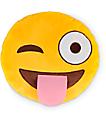 Throwboy Silly Emoji Pillow