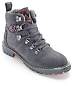 Toms Summit Forged Grey Womens Boots