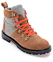 Toms Summit Rawhide Suede Womens Boots