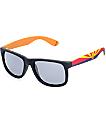 Townie AZ State Flag Black Sunglasses
