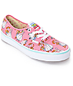 Toy Story x Vans Authentic Toy Story Woody & Bo Peep Shoes