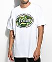 Traplord Camo Fill Crest White T-Shirt