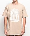 Traplord City Logo Khaki T-Shirt
