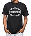 Traplord Crest Black T-Shirt