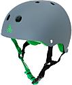 Triple Eight Sweatsaver Carbon Rubber Skateboard Helmet