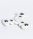 Triple Eight fidget spinner blanco