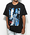 Tupac Pray Black T-Shirt