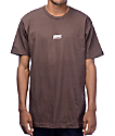 Undefeated Wavy Brown T-Shirt