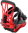 Union Flite Pro Red Snowboard Bindings