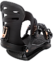 Union Womens Juliet Black Snowboard Bindings