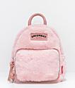 Unionbay Blush Fur Mini Backpack
