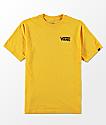 Vans Boys OTW Classic Heather Gold T-Shirt