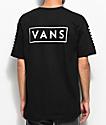 Vans Checkmate Black T-Shirt