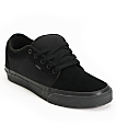 Vans Chukka Low All Black Skate Shoes