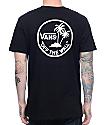 Vans Mini Dual Palm Black T-Shirt