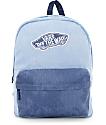 Vans Realm Denim Backpack