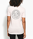 Vans Rose Yonder Light Pink T-Shirt