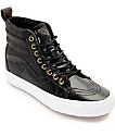 Vans Sk8-Hi 46 MTE Black Shoes Womens