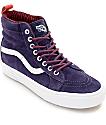 Vans Sk8-Hi MTE Evening Blue Shoes