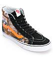 Vans Sk8-Hi Van Doren Hoffman Skate Shoes (Mens)