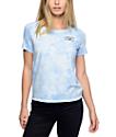 Vans Skimmer Light Blue Cloudwash T-Shirt