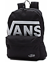 Vans Sporty Realm Black 22L Backpack