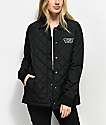 Vans Thanks Coach Black Quilted MTE Jacket