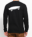 Vans X Spitfire Black Long Sleeve T-Shirt