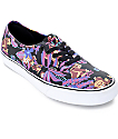 Vans x Nintendo Authentic Donkey Kong Skate Shoes (Mens)