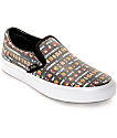 Vans x Nintendo Leather Slip On Zelda Shoes (Womens)