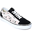 Vans x Peanuts Old Skool Smack Pearl Skate Shoes