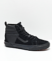 Vans x The North Face Sk8-Hi MTE All Black Shoes