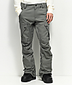 Volcom Articulated Charcoal 15K Snowboard Pants