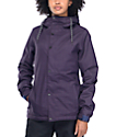 Volcom Bolt 8K Deep Purple Insulated Snow Jacket