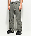 Volcom Freakin Chino Charcoal 10K Snowboard Pants