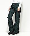 Volcom Frochickie Dark Camo 10K Snowboard Pants