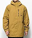 Volcom L Tan Gore-Tex Snowboard Jacket