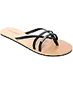 Volcom Lookout 2 Black Sandals