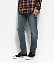 Volcom Solver Enlightened Stoned Denim Jeans