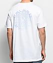 Volcom Sound Maze White Pocket T-Shirt