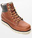 Volcom Sub Zero Rust Premium Leather Boots