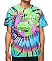 Young Thug Earth Slime Swirl Tie Dye T-Shirt