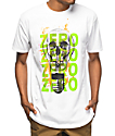 Zero Electric Death White T-Shirt