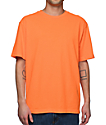 Zine Boxed Orange T-Shirt