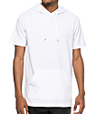 Zine Heading Home camiseta blanca con capucha