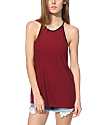 Zine Lawrence Ribbed Tank Top