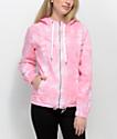 Zine Nina Candy Pink Tie Dye Jacket