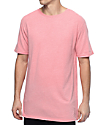 Zine Split Flamingo Pink T-Shirt